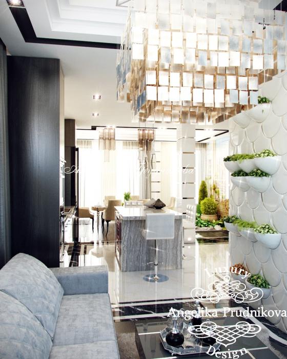 07_Дизайн кухни-столовой на первом этаже (560x700, 424Kb)