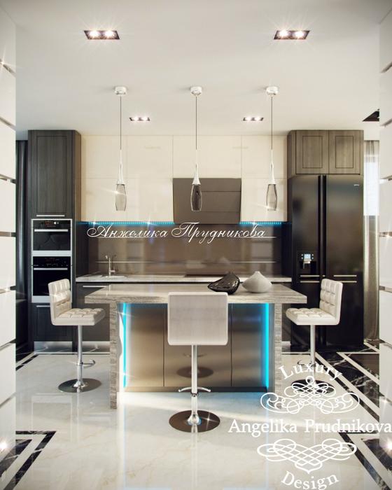 09_Дизайн барной стойки на кухне в современном интерьере (560x700, 333Kb)