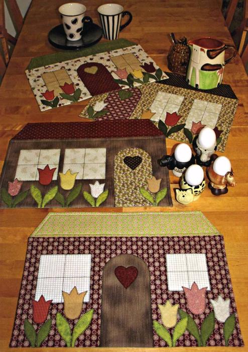 Пасхальные идеи от Ulla's Quilt World (20) (494x700, 481Kb)
