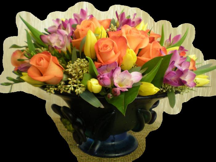 Фото цветы букеты в вазе