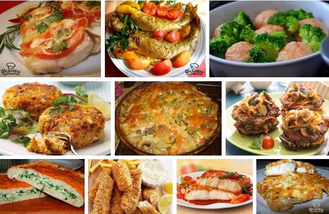 блюда из рыбы(665x432, 767Kb)