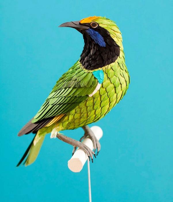 бумажные птицы Дианы Бельтран Эрерра 6 (601x700, 336Kb)