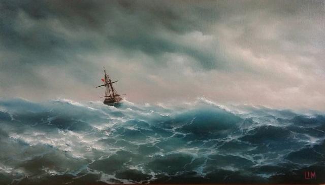 Волны и ветер (640x365, 160Kb)
