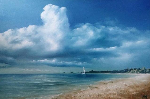 Лето на острове (638x423, 195Kb)