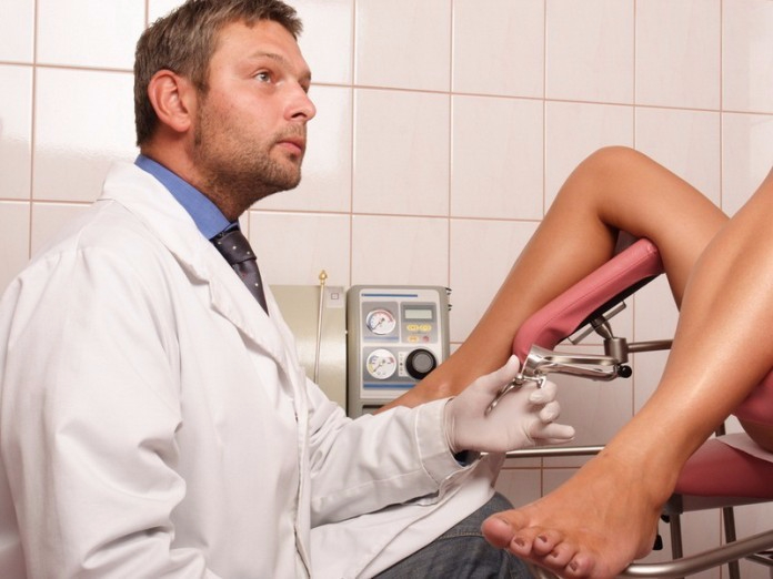 У гинеколога беспредел
