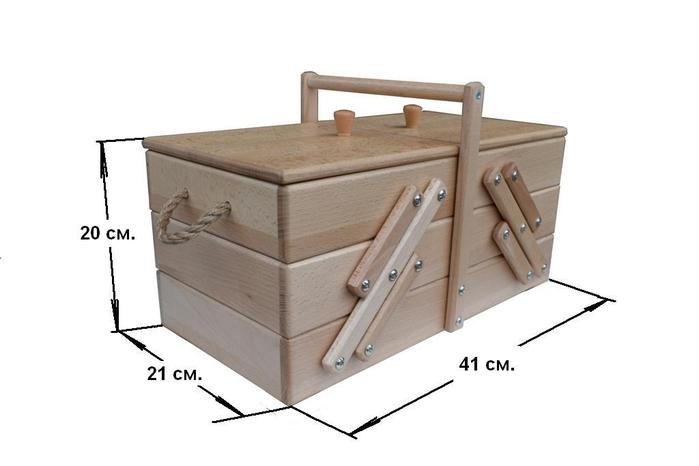 Шкатулка швейная с размерами (700x466, 120Kb)