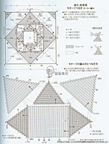 пэчворк пуловер 3 (458x604, 258Kb)