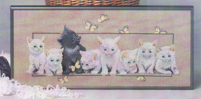 76420 Butterfly Kittens pic (700x345, 51Kb)