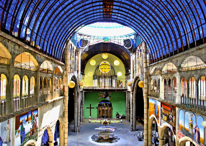 собор в испании Мехорада-дель-Кампо 3 (700x495, 688Kb)