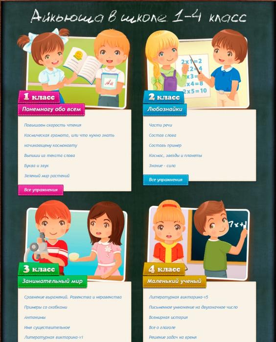 что такое Айкюша, развивающие игры для детей, полезные онлайн игры для детей, логопедические онлайн игры для детей,
