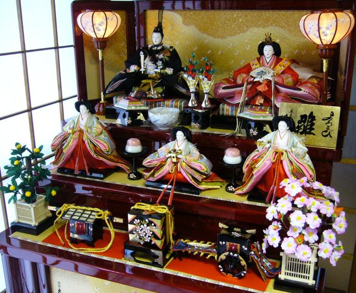 праздник хина мацури япония 5 (700x576, 604Kb)