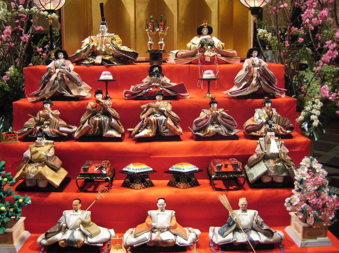 праздник хина мацури япония 10 (700x522, 508Kb)