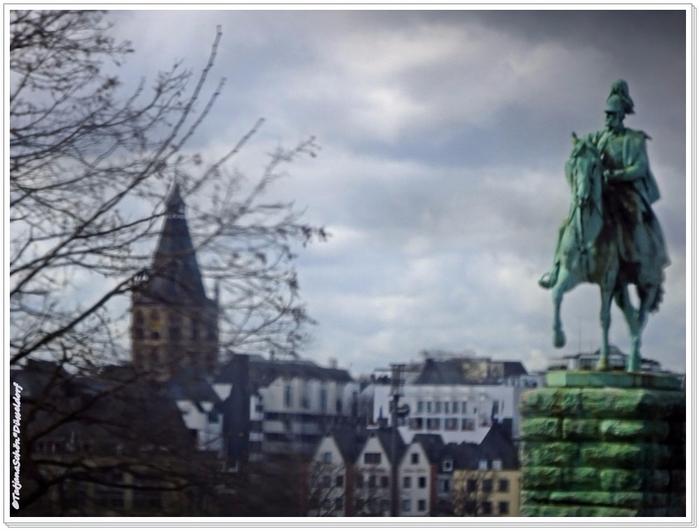 Альбом градоведа: март 2016 года в Кёльне