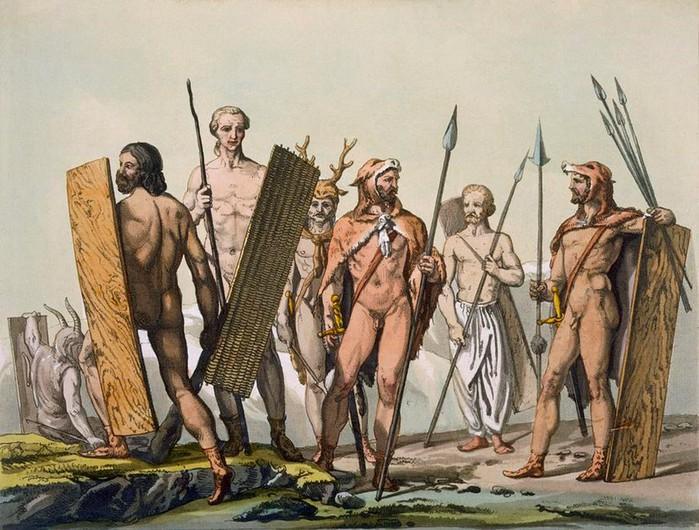 Кельты: загадочные аборигены Европы