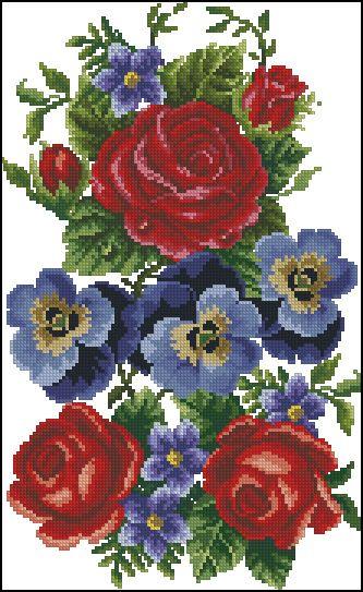 цветы12 (333x543, 222Kb)