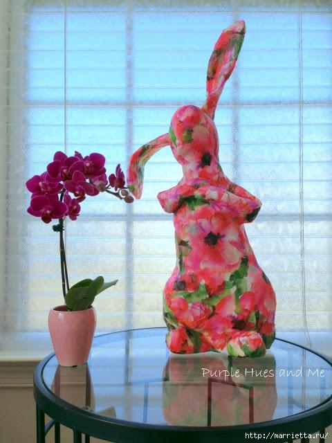 Кролик из пластиковой бутылки и папье-маше (23) (480x640, 227Kb)