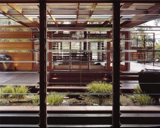 Домик в горах от студии Cplusc Architects 3