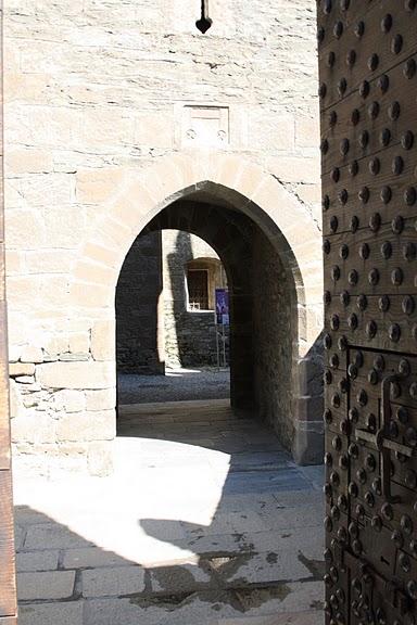 Итальянский замок Фенис (Castello di Fenis) 55232