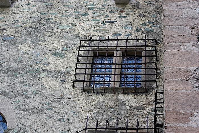Итальянский замок Фенис (Castello di Fenis) 57047