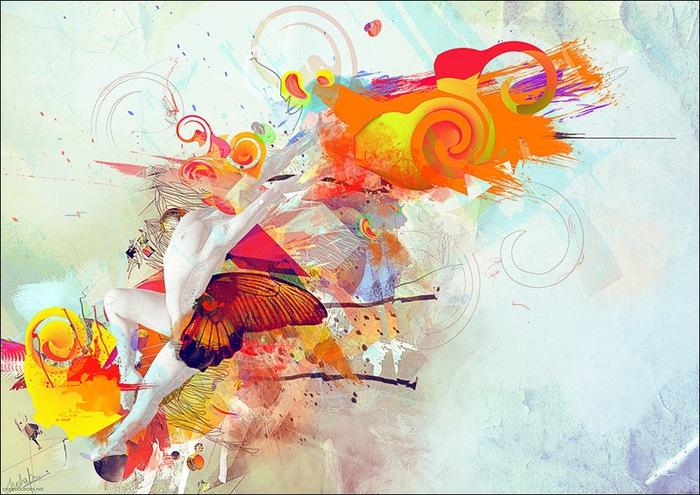 Archan Nair  - арт-директор и иллюстратор, проживающий в Нью-Дели, Индия 22