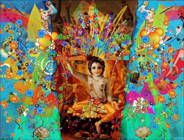 Archan Nair  - арт-директор и иллюстратор, проживающий в Нью-Дели, Индия 43