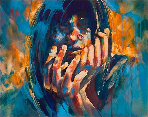 Картины художника Jose-Rivas 7