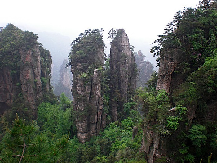 Национальный парк Чжанцзяцзе 86761