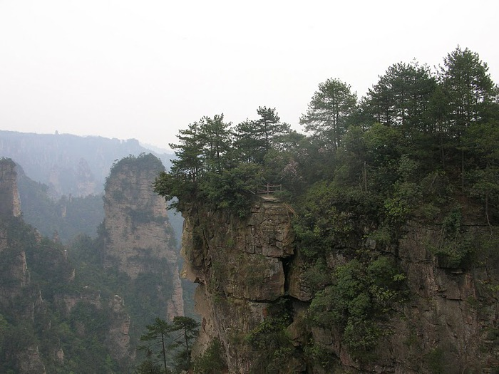 Национальный парк Чжанцзяцзе 34946