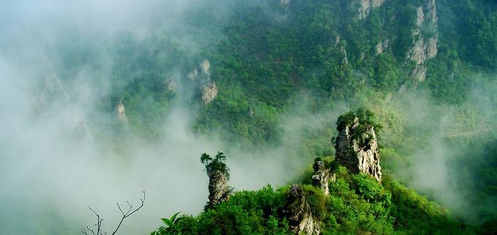 Национальный парк Чжанцзяцзе 77750