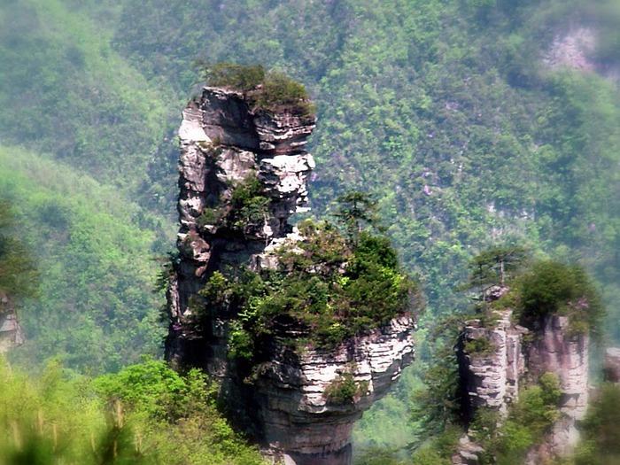 Национальный парк Чжанцзяцзе 11009