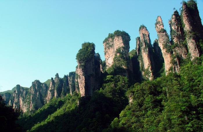Национальный парк Чжанцзяцзе 47931