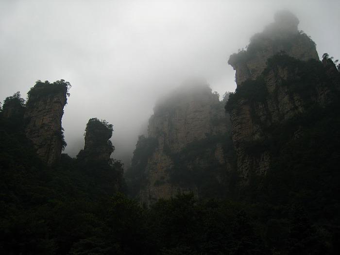 Национальный парк Чжанцзяцзе 31201