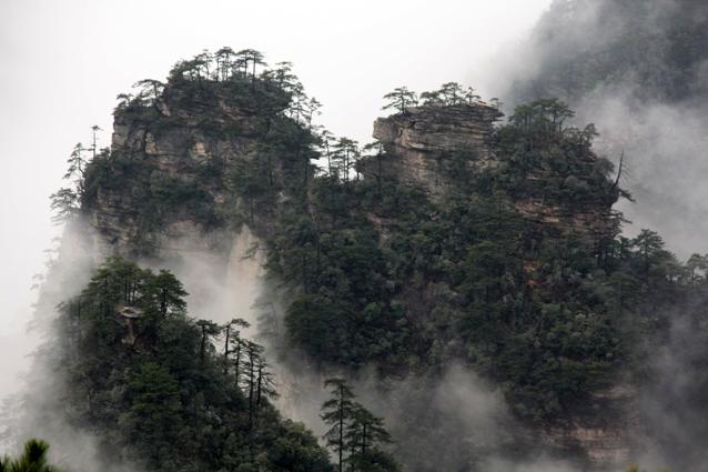 Национальный парк Чжанцзяцзе 71083
