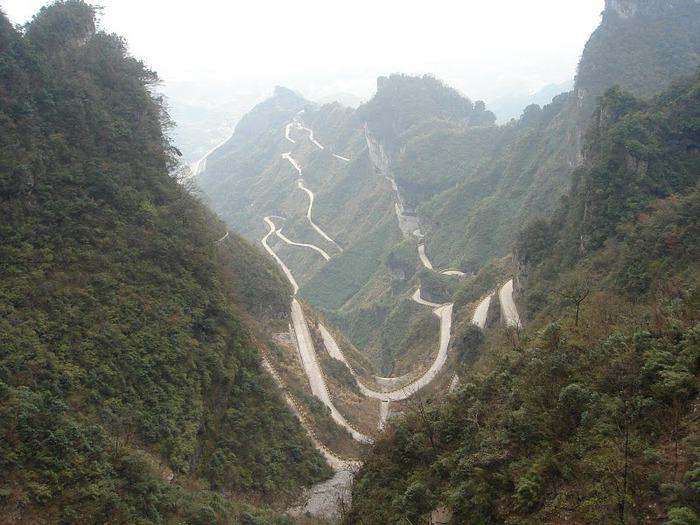 Национальный парк Чжанцзяцзе 38564
