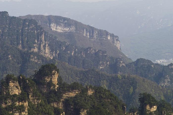 Национальный парк Чжанцзяцзе 14100
