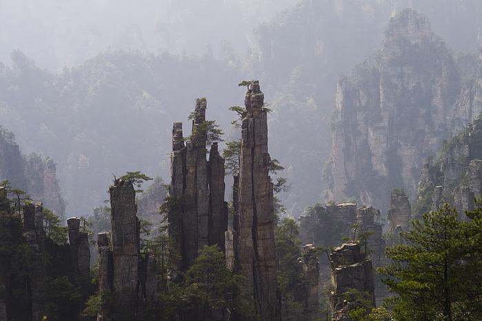 Национальный парк Чжанцзяцзе 57325