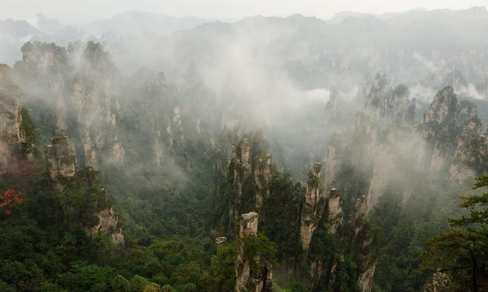 Национальный парк Чжанцзяцзе 42490