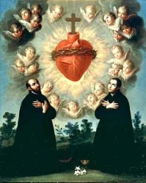 Sacred Heart of Jesus (300x378, 91 Kb)
