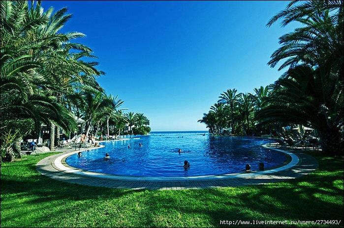 Пуэрто-де-Моган - стопроцентный земной рай 2