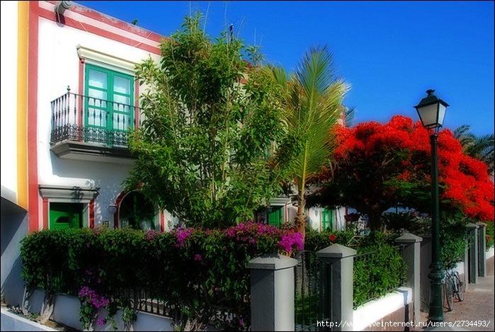 Пуэрто-де-Моган - стопроцентный земной рай 8