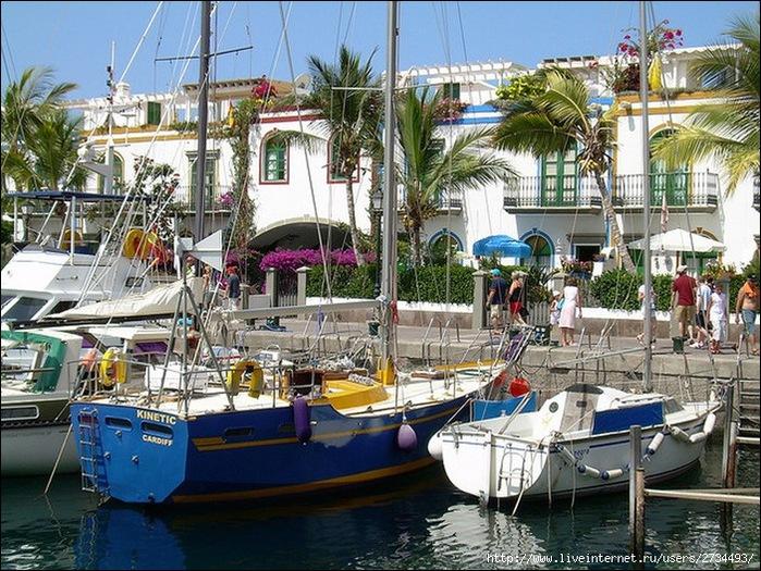 Пуэрто-де-Моган - стопроцентный земной рай 17
