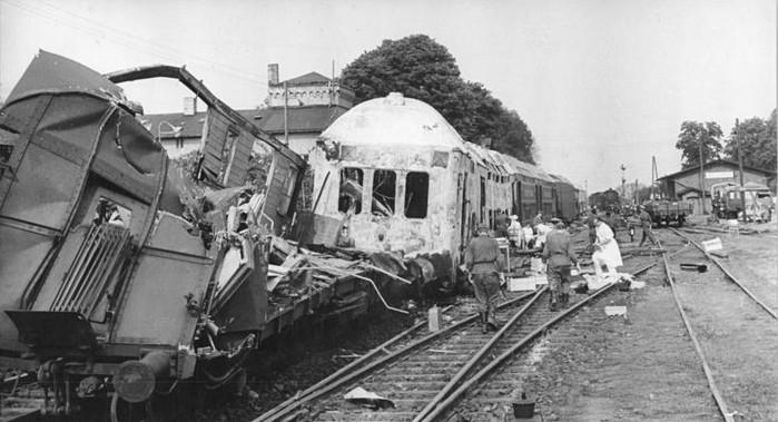 Трагедия в Лангенведдинген 81941