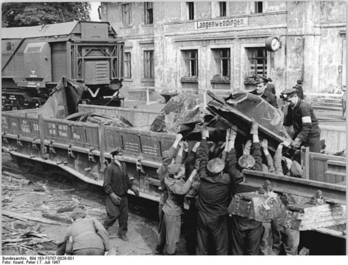 Трагедия в Лангенведдинген 54675