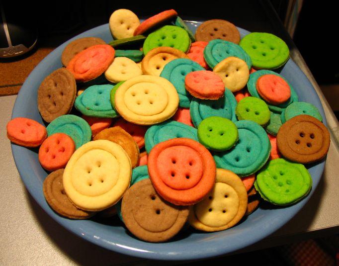 Удивительно вкусное и яркое печенье с глазурью
