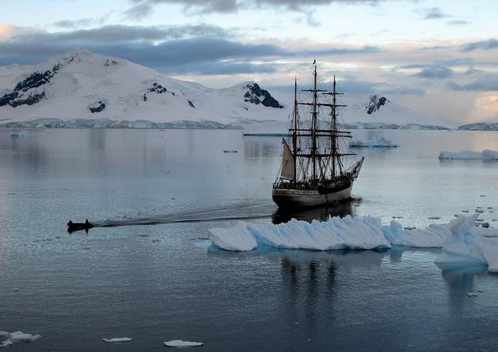 Антарктида 83424