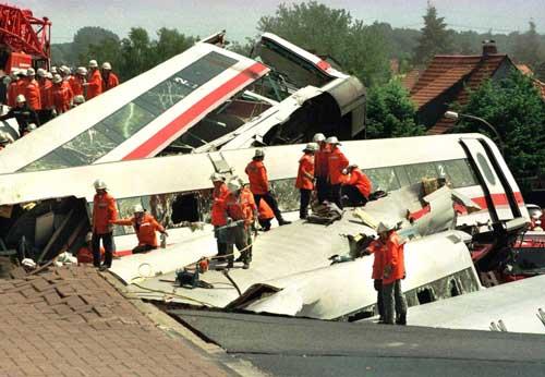 Железнодорожная катастрофа под Эшеде 27260