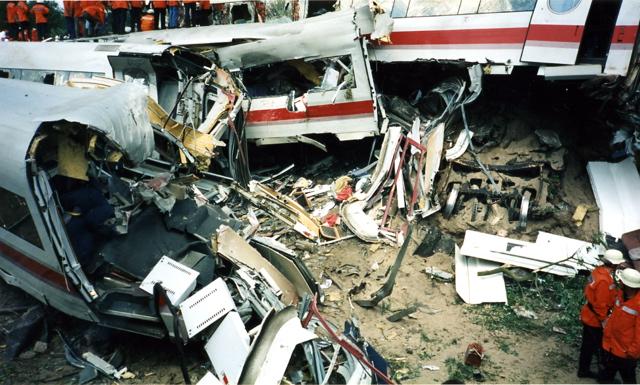 Железнодорожная катастрофа под Эшеде 94666