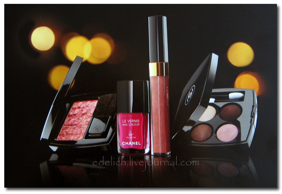Chanel Holiday 2010 Collection  Les Tentations de Chanel