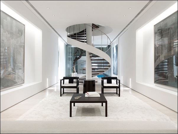 Дом в стиле минимал на Blair Road от студии Ong & Ong 6