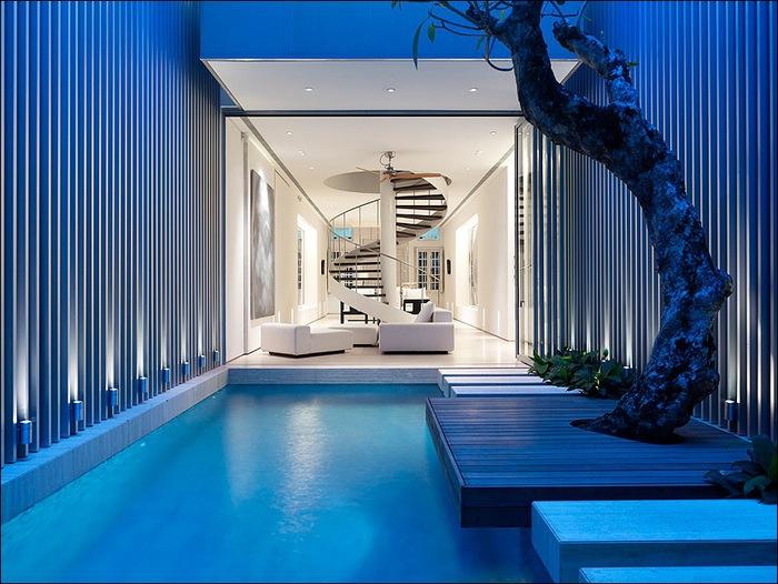 Дом в стиле минимал на Blair Road от студии Ong & Ong 19
